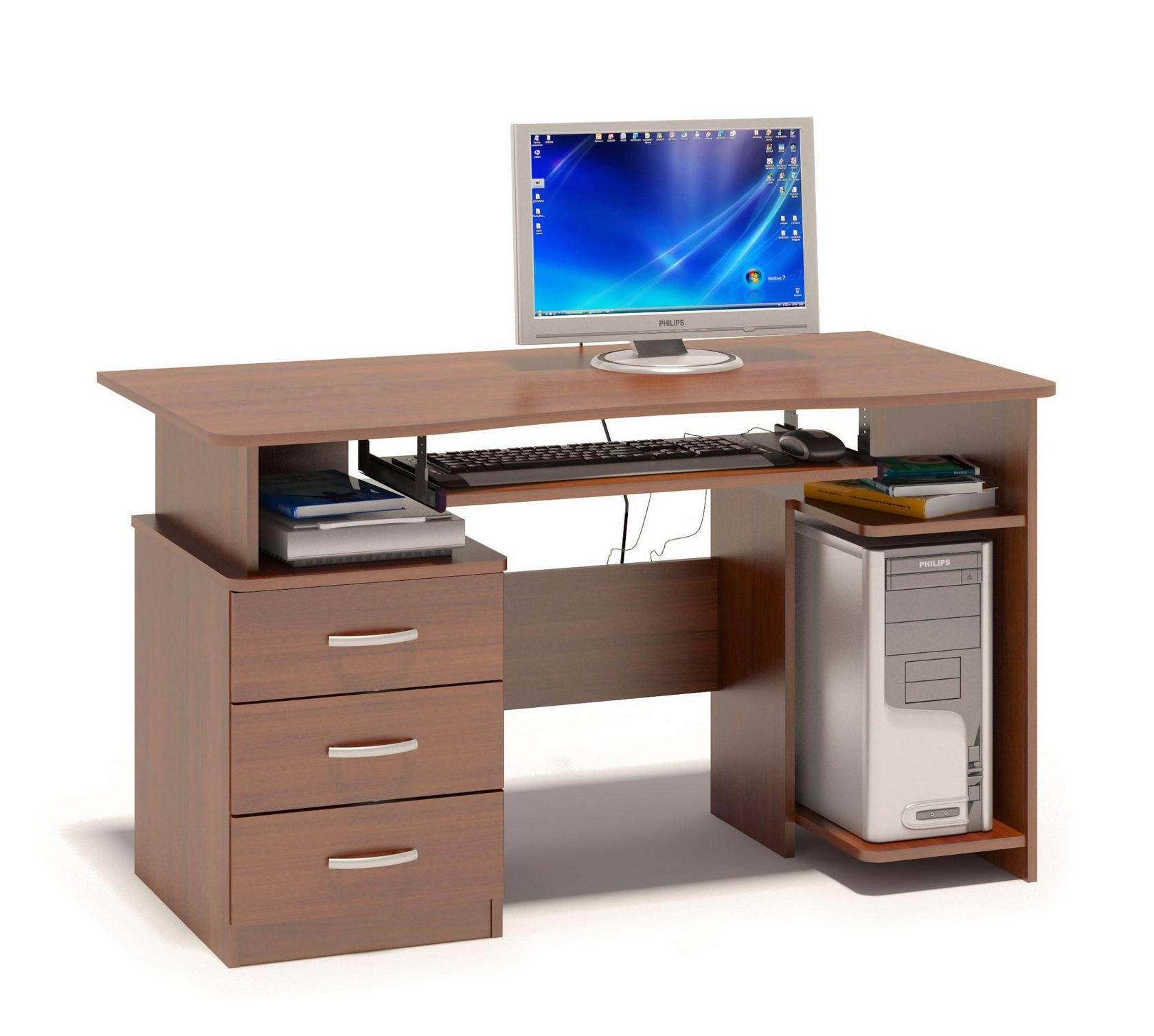 Компьютерный стол сокол стол компьютерный кст-08.1 sk_157648.