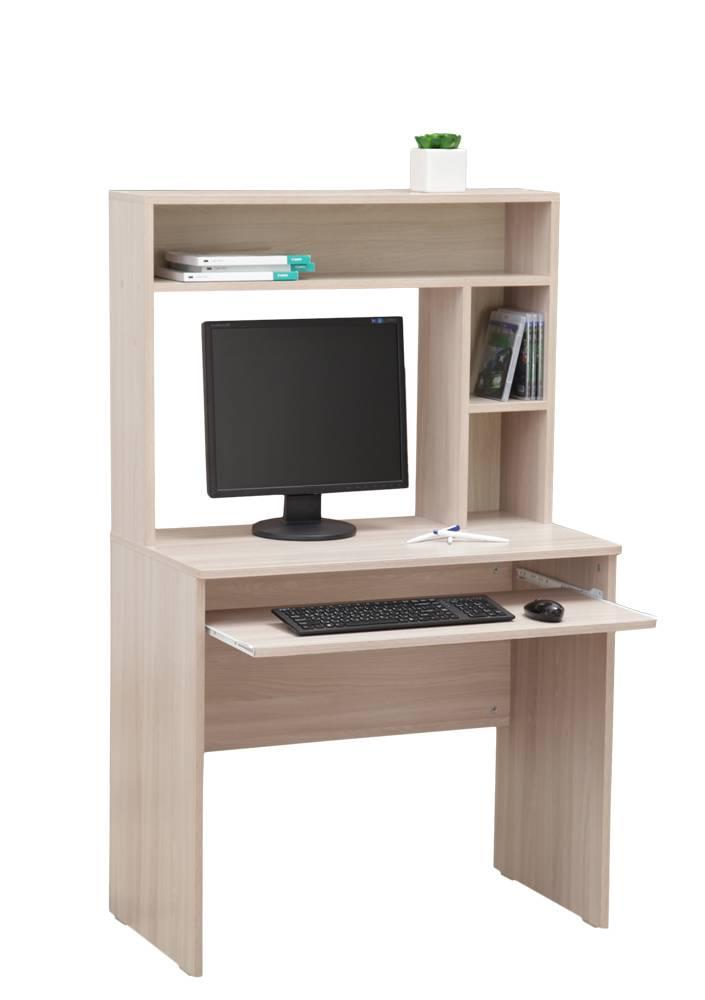 Стол компьютерный с настольной полкой боровичи 10.05 - купит.