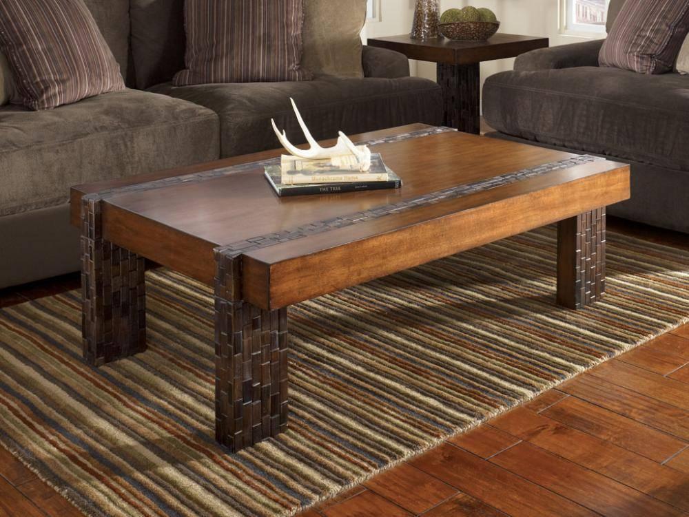 Видео деревянный стол