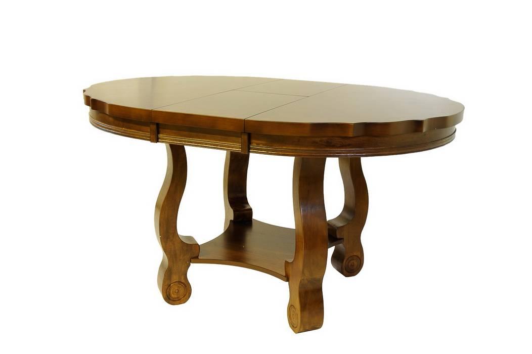 Раскладной круглый стол