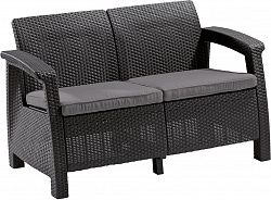 Диван Allibert Corfu love seat 17197359