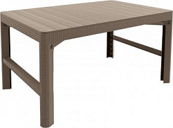 Стол Allibert Lyon Rattan Table