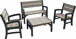 Комплект Keter Montero (WLF) bench set 17205049