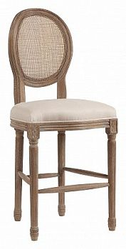 Барный стул DG-Home Vintage French Round Cane Back
