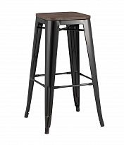 Стул барный STOOL GROUP TOLIX WOOD без спинки
