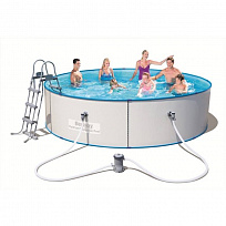 Стальной бассейн Hydrium Splasher Pool Set BestWay 56377 BW