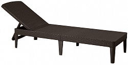 Шезлонг Allibert Jaipur Sun lounger